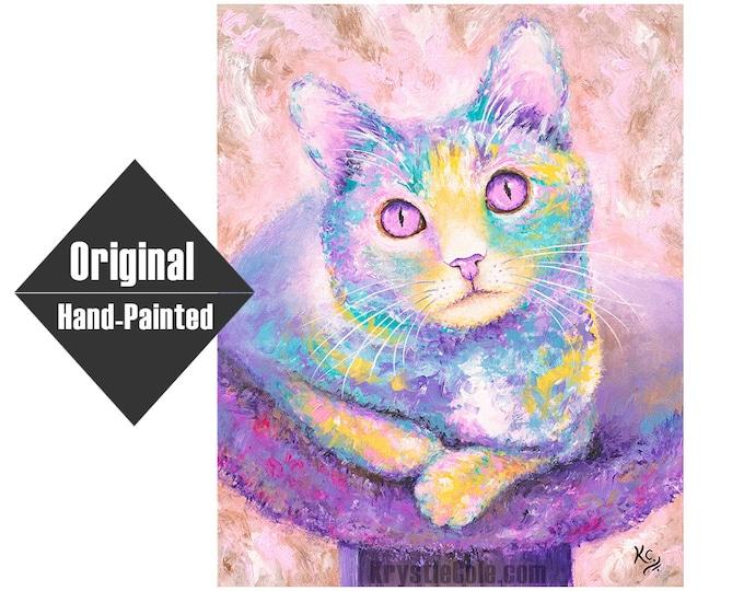 "Good Karma Painting - 16x20"""