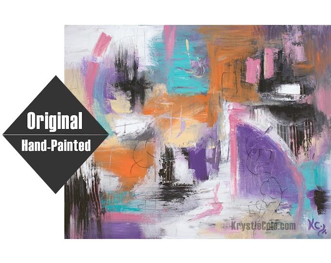 """Deja Vu Painting - 22x28"""""""