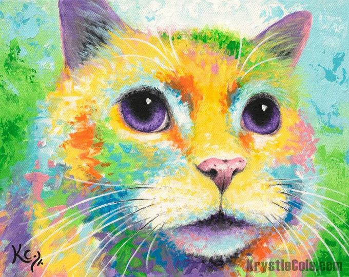 Cat Print - Clyde