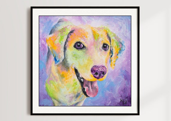 Dog Print - Kali