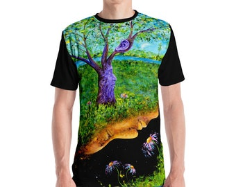 Gnosis All Over Print Men's T-shirt