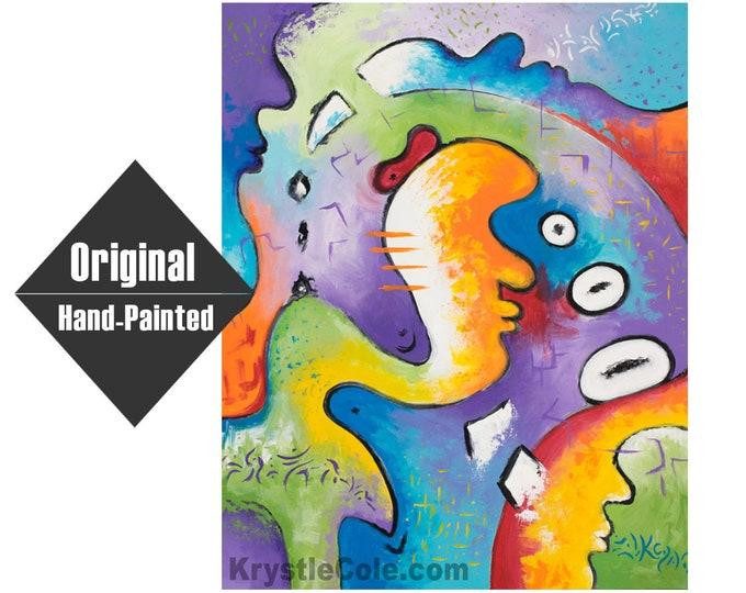 "Wonderstruck Painting- 24x30"""