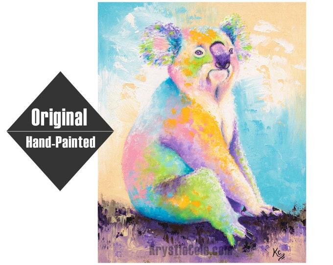"Koala Painting - 16x20"""