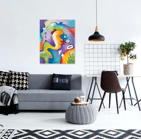 Wonderstruck Painting