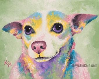 Chihuahua Print - Pricilla