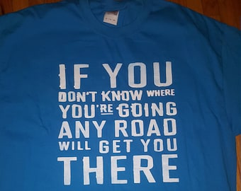 Any Road T-Shirt