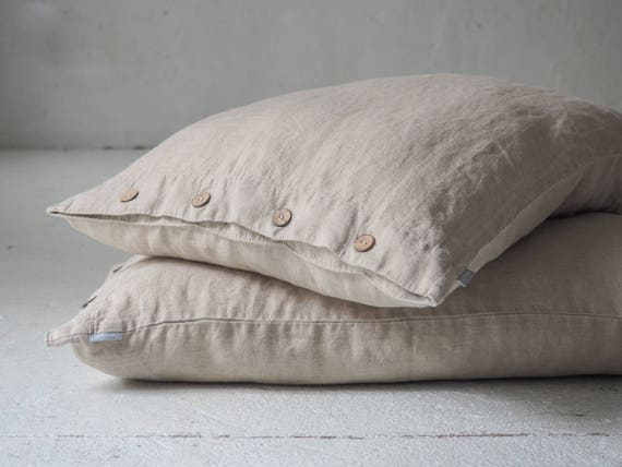 Lovely Linen Pillowcase 40x80