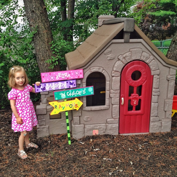 Plaques & Signs Home, Furniture & DIY PERSONALISED CHILDRENS PLAY AREA SIGN GARDEN SLIDE CLIMBING FRAME WOODEN SIGNS