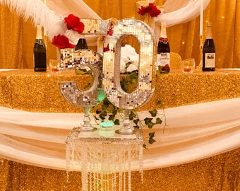 Bling centerpieces | Etsy