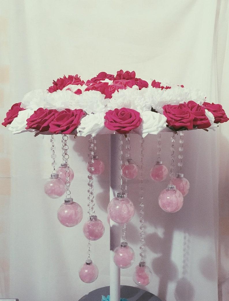 Umbrella Centerpiece Flower Umbrella Baby Shower Etsy