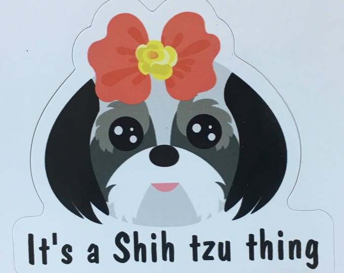 Dog Stickers/ Dog stickers for cars/ Vinyl dog stickers/ Yorkshire stickets/ Schnauzer Stickers/ French Bulldog stickers/ Pit Bull stickers