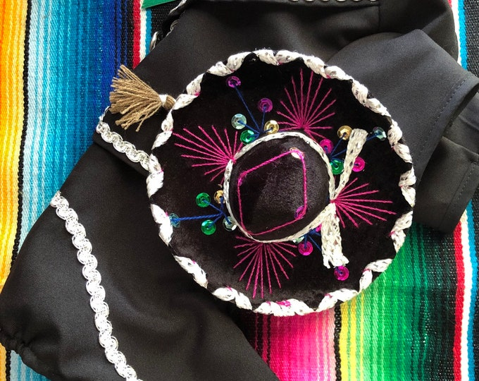 Disfraz de Mariachi para perrito/ Mariachi perro / Traje de charro para perrito/ Traje de Mariachi para perro/ Mariachi outfit