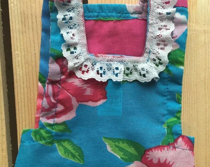 Mexican Dog Dresses / Flower Dresses / Handmade dog dresses / Designer dog dresses/ Mexican Style dog clothes