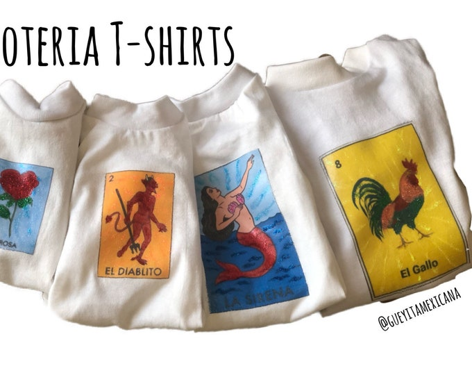 Dog T-shirt with Mexican designs/Mexican t-shirts / Dog Shirt - Folk Collection/White t-shirt for dog/Fashion Dog tank tops