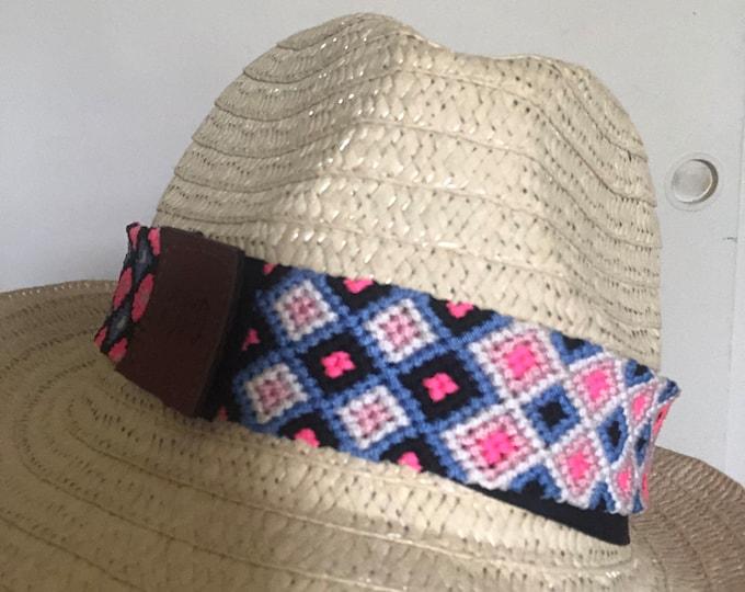 Cintas para sombrero  de verano