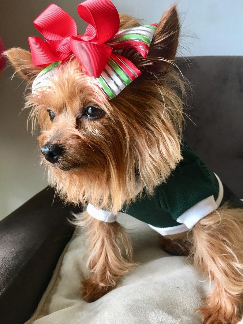 Handmade Hair bows for dogs/Mexican bows/ Cute bows for girl dogs/ Mexican  Dog bows/Mexican Hair bows