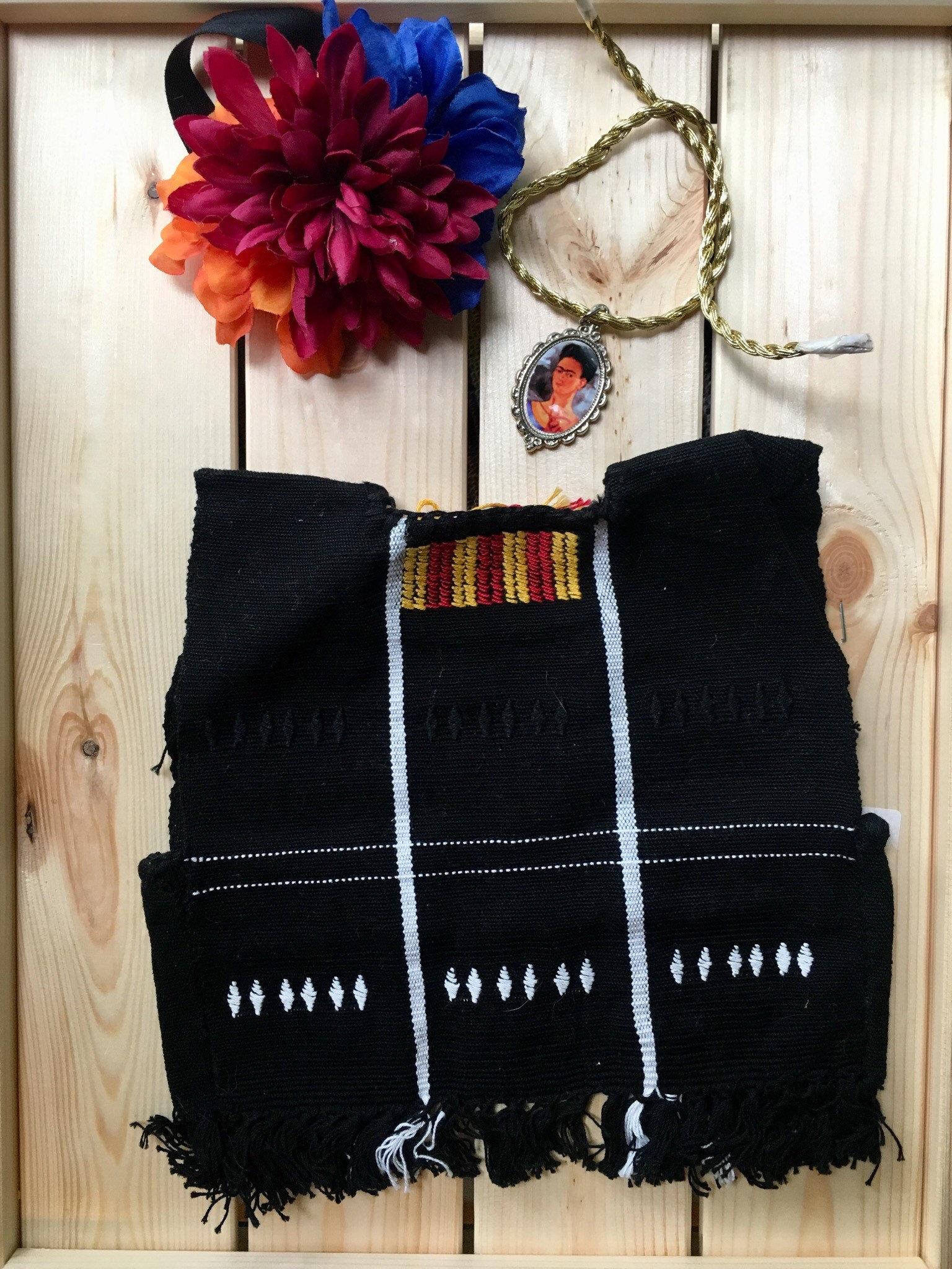 Disfraz De Frida Kahlo Para Perro Blusas Mexicanas Para Perro
