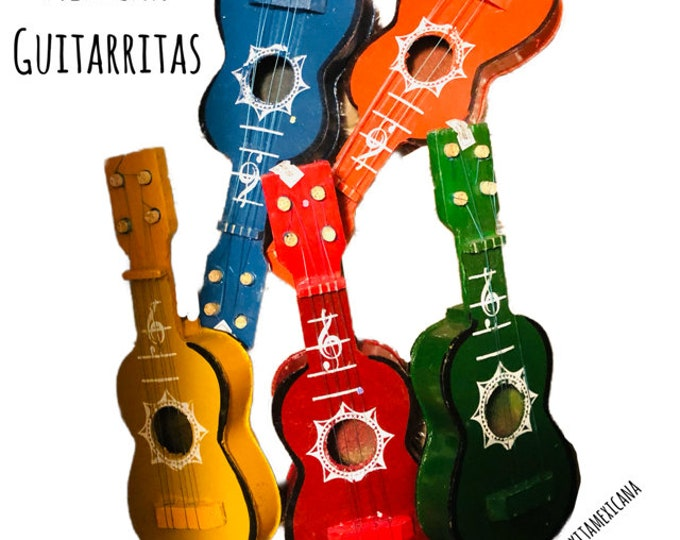 Mexican Guitars/ Guitarritas Mexicanas/ Mexican Guitars for dogs ( used as prop )
