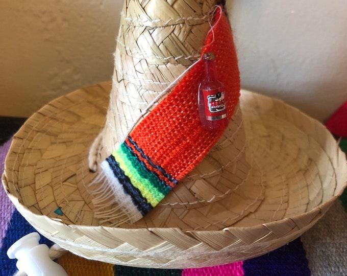 Mexican dog Sombreros / Dog hats / Mexican Sombreros for dogs / Sombreritos Cinco de Mayo de paja