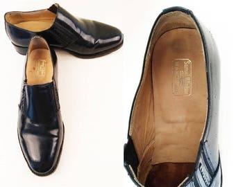 b17fdf75a940b Men's Loafers & Slip Ons - Vintage | Etsy UK