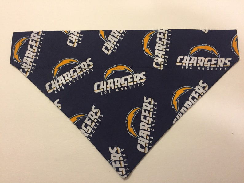 4c1faf42 Dog bandana, NFL Los Angeles Chargers