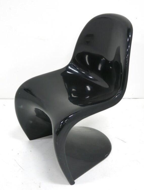 Superbe Ca. 1973 Verner Panton For Herman Miller Fiberglass Chair | Etsy
