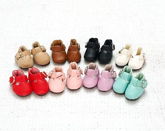 Doll Shoes Small Sandals Mini Toy Shoes For Blythe Dolls Accessories Hc