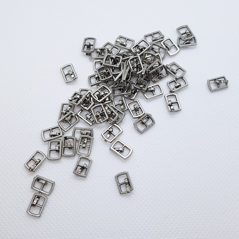Miniature Mini Metal Buttons  Pullip Clothing Sewing  DIY Doll Clothes blythe