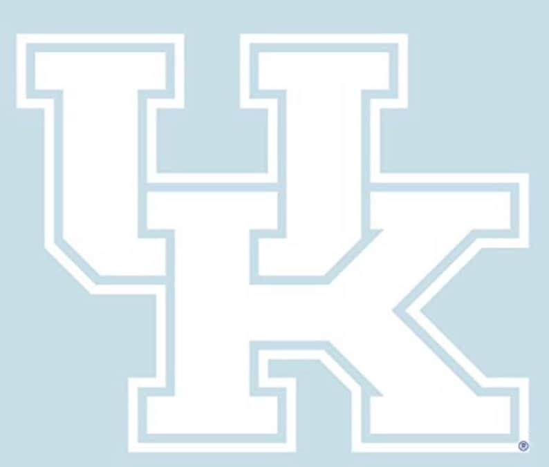 """KENTUCKY WILDCATS UK Sticker 3/"""" Premium Vinyl Decal Set of 2 Licensed NCAA"""