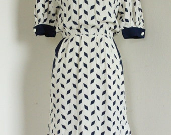 Nina Ricci 60's / 70's dress Size S