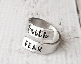 Outdoor Gift Vines Inspirational Ring Wedding Band Jewelry Let it go Ring Silver Ring Inspirational Jewelry Flower Ring