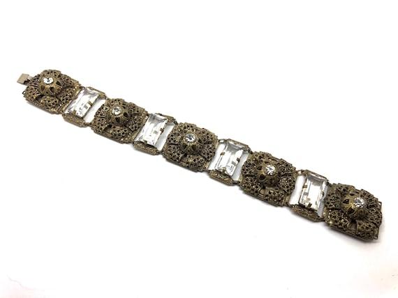1930/'s Vintage Czech Bracelet