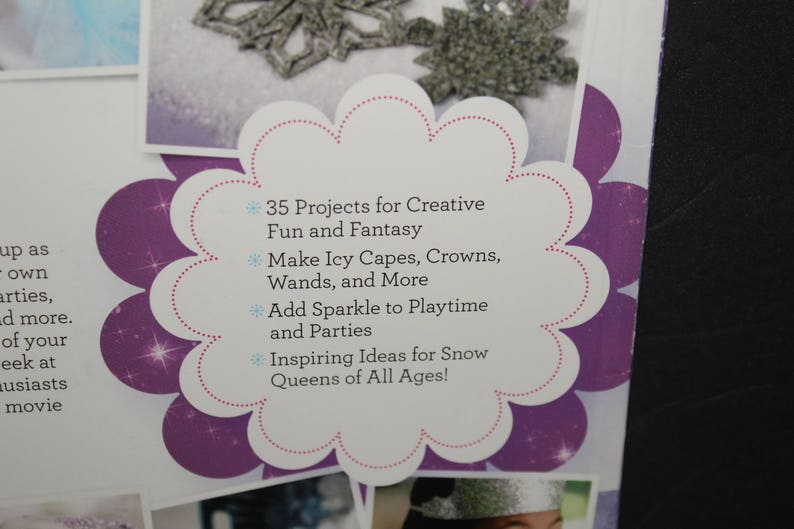 2014 by Colleen Dorsey Ice Princess Crafts Paperback \u2013 September 19