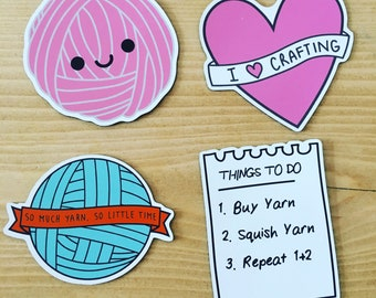 Crafty Magnets