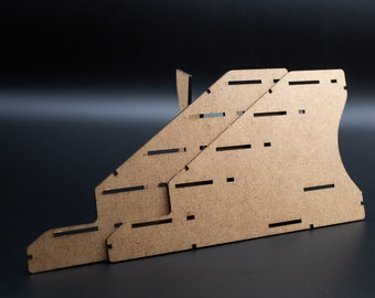 UC Modular Angled Supports Only