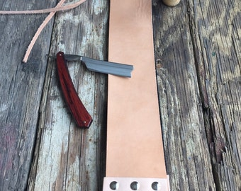 Strop,leather strop,straight razor strop,shaving,men's gift,husband gift,boyfriend gift,father gift, shave