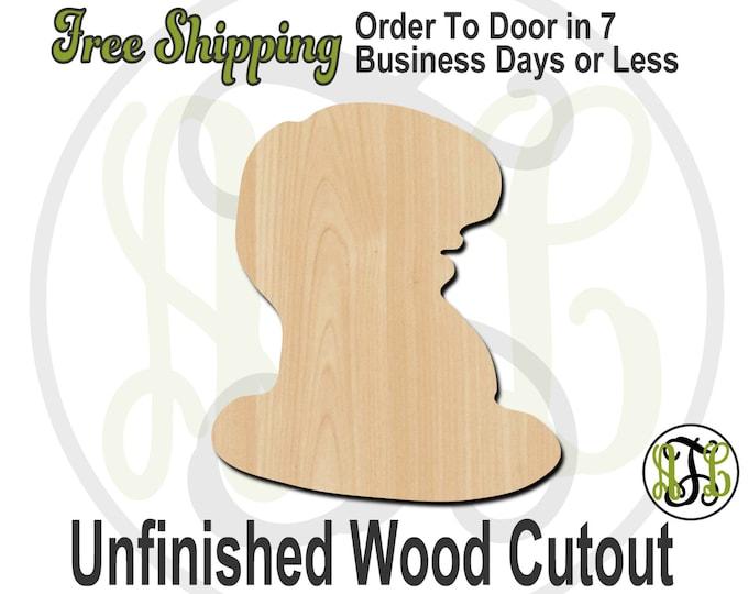 A Hat for a Cat Wood Cutout, wood cut out, Cat Hat Door Hanger, Cat Hat Sign, wooden, laser cut, unfinished wood cutout - 70009