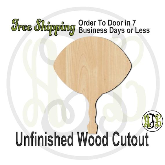 Football Paddle Sign- 3400020 Cutout, unfinished, wood cutout, wood craft, laser cut shape, wood cut out, DIY, Free Ship, Sports