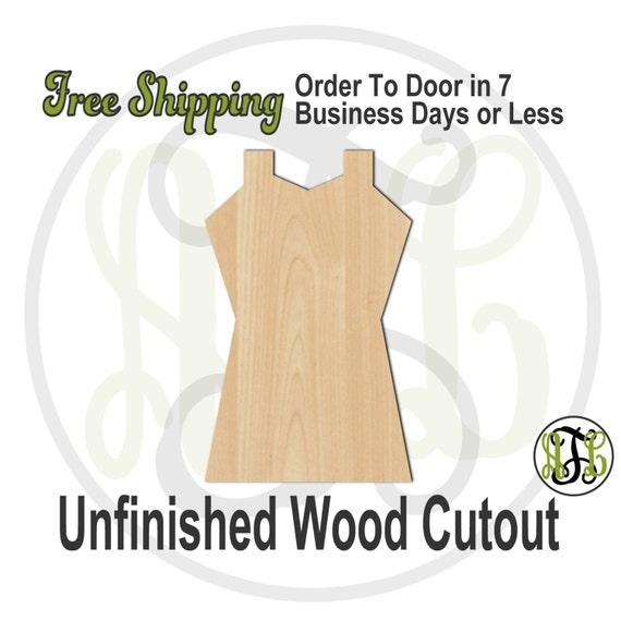 Cheer Uniform - 60013- School Spirit Cutout, unfinished, wood cutout, wood craft, laser cut shape, wood cut out, Door Hanger, wooden