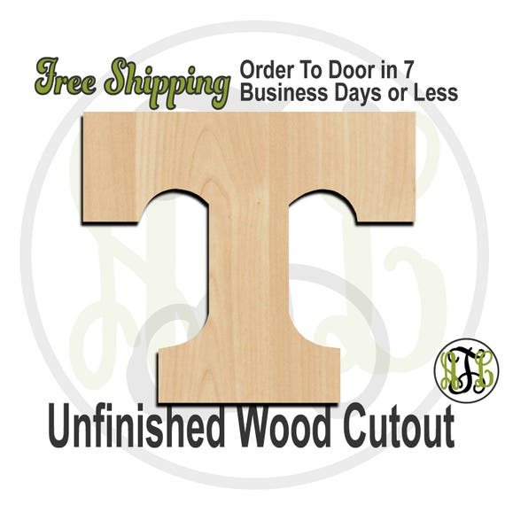 T - 60154- University Cutout, unfinished, wood cutout, wood craft, laser cut shape, wood cut out, Door Hanger, wooden, wall art