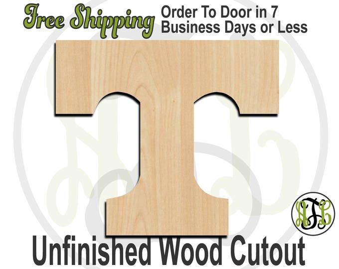 T - 60154- University Cutout, unfinished, wood cutout, wood craft, laser cut shape, wood cut out, Door Hanger, wooden, wall art