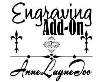 Engraving Add-On