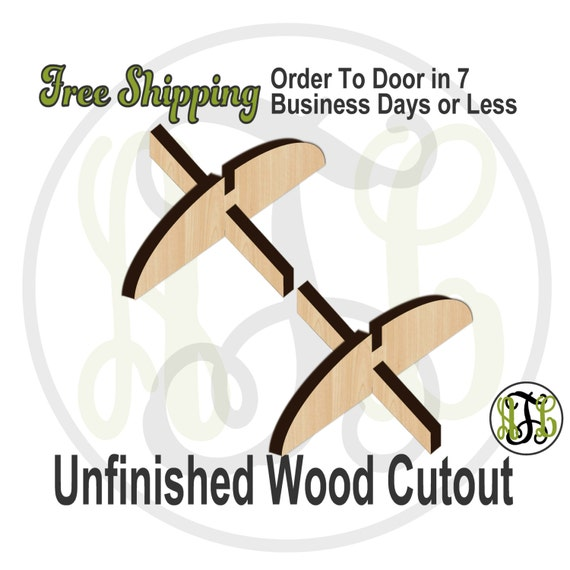 Base Stand - 380001-3- Cutout, unfinished, wood cutout, wood craft, laser cut shape, wood cut out, DIY, Free Shipping, Table Stand