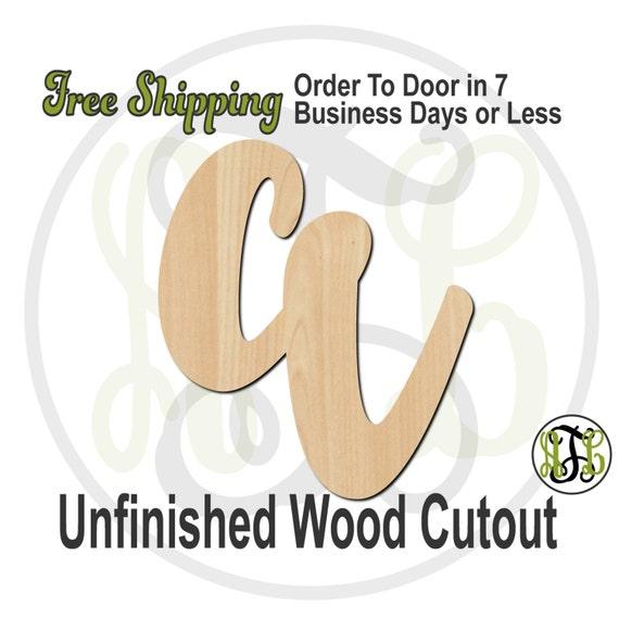 a - 320092FrFt- Word Cutout, unfinished, wood cutout, wood craft, laser cut wood, wood cut out, Door Hanger, wooden, wreath accent, wall art