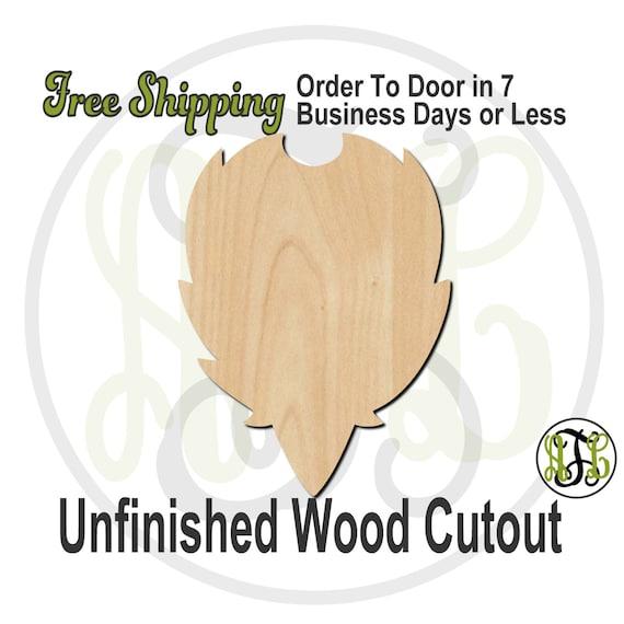 Raven Head Mascot- Front - 60623- Cutout, unfinished, wood cutout, wood craft, laser cut shape, wood cut out, Door Hanger, wooden, wall art