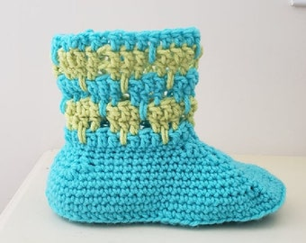 Arabella Slipper Crochet Pattern *PDF FILE ONLY* The Lavender Chair - Instant Download