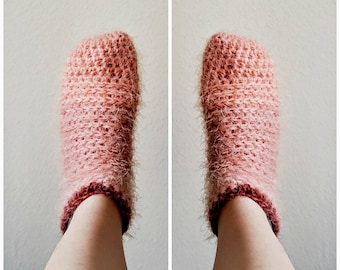 Samantha's Socks Crochet Pattern *PDF FILE ONLY* The Lavender Chair - Instant Download