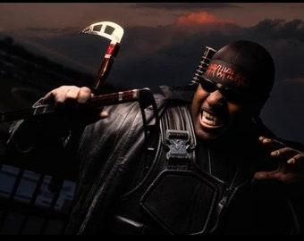Warrior Vest, Blade 1