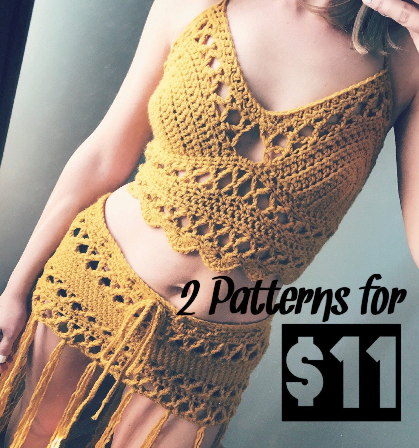 The Lace Bralette And The Lace Skirt Pattern Crochet Bralette Etsy