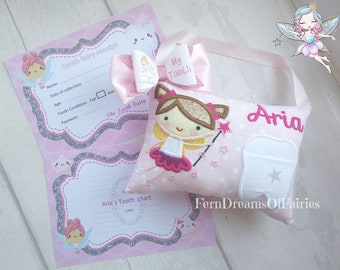 322f735d177564 Tooth fairy pillow